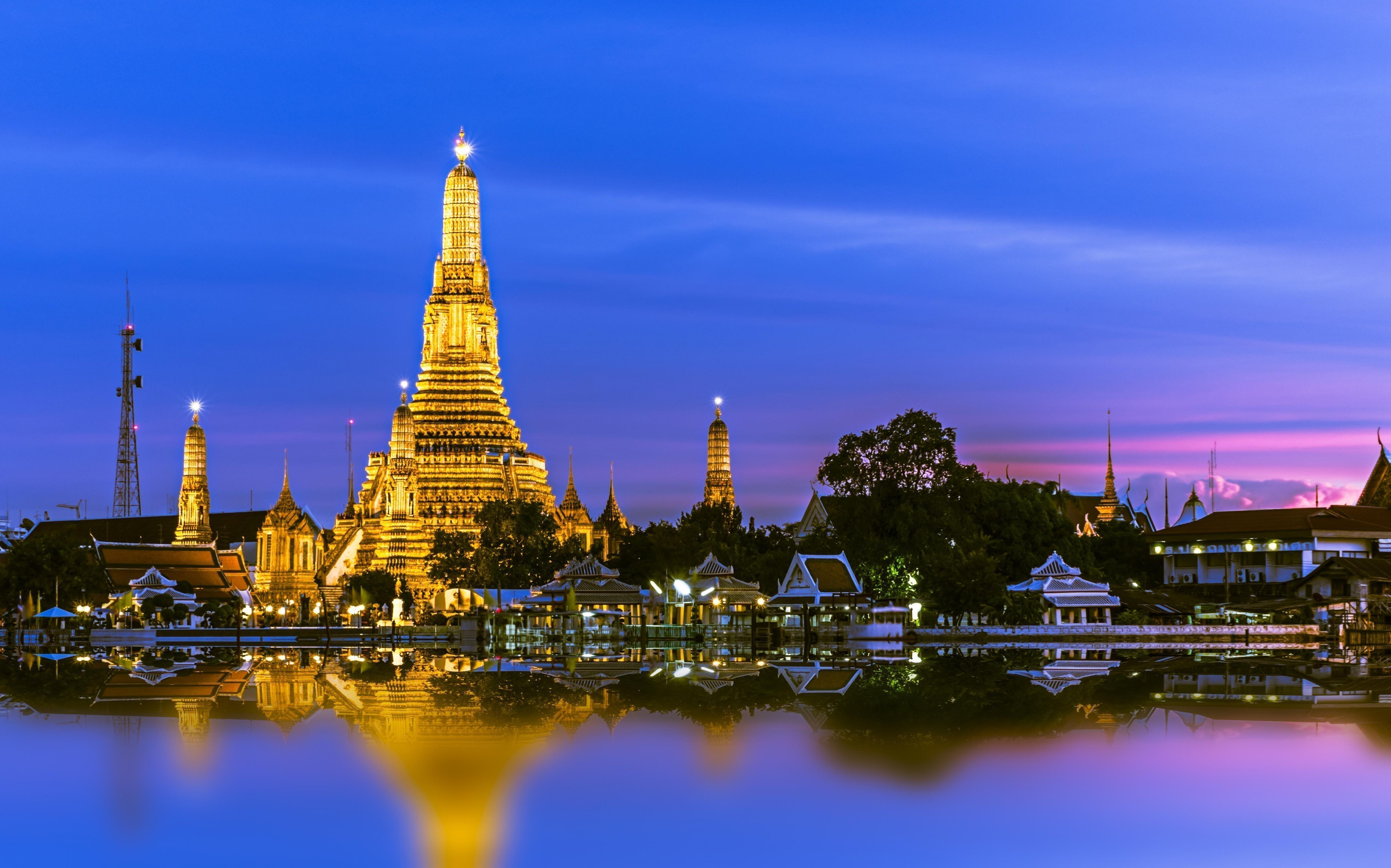Sos Paisa en Bangkok