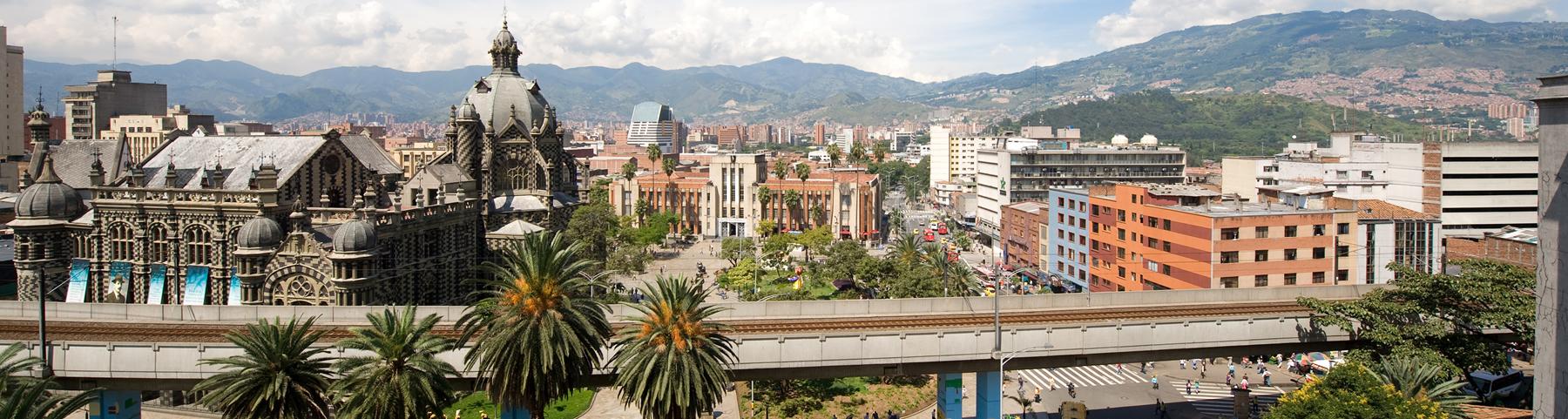 Invierta en Medellín