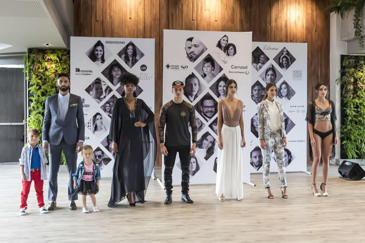 Feria de moda Colombiamoda en Medellín
