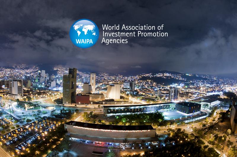 Medellín, nuevo integrante de la red WAIPA