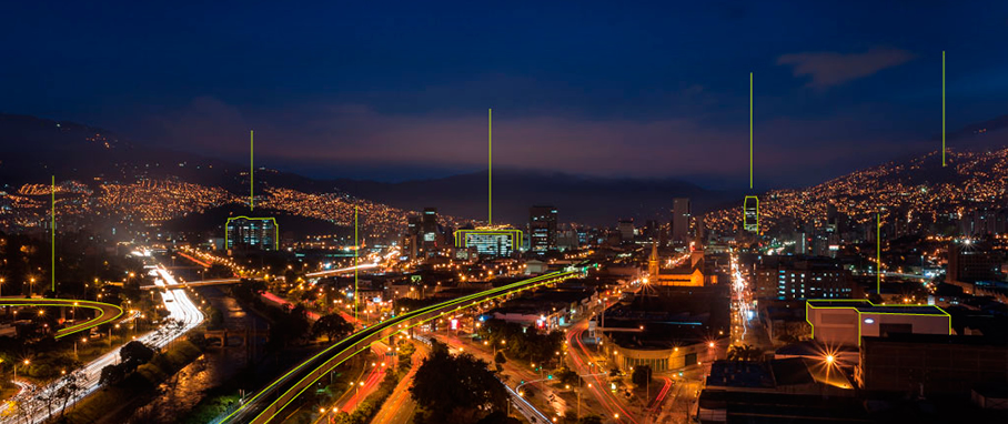 Centro de Excelencia en Inteligencia Artificial en Medellín